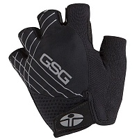Велоперчатки GSG Lycra Gloves Neon Yellow M (12180-06-M)