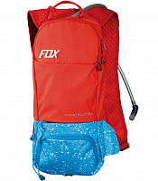 Рюкзак-кэмэлбэк Fox Oasis Hydration Pack red