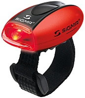Фонарь задний Sigma Sport Micro Red/Led-Red