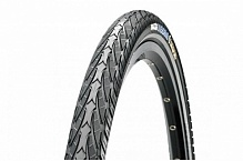 Покрышка Maxxis Overdrive 700x40C TPI 60 сталь 70a MaxxProtect Single (TB96135500)