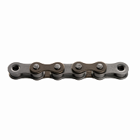 "Цепь KMC Z510H 1sp 1/8"" 116 links Brown/Silver"