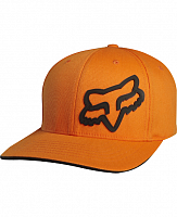 Бейсболка Fox Signature Flexfit Hat Orange L/XL (68073-009-L/XL)