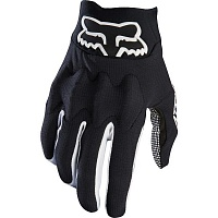Велоперчатки Fox Attack Glove Black/White L (18468-018-L)