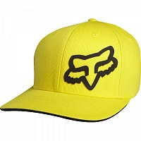 Бейсболка Fox Signature Flexfit Hat Yellow L/XL (68073-005-L/XL)