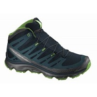 Ботинки горнолыжные Salomon Synapse MID CS WP M Deep Blue (UK 9.5)